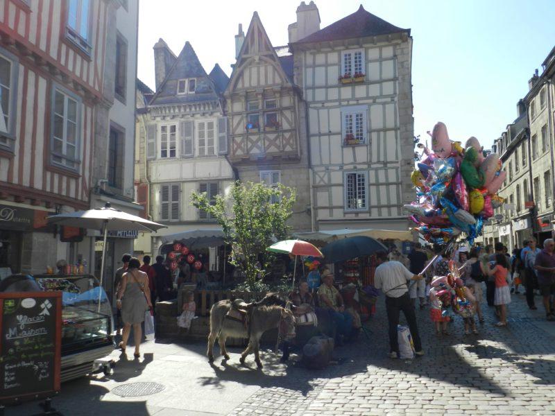 Centre-ville Quimper