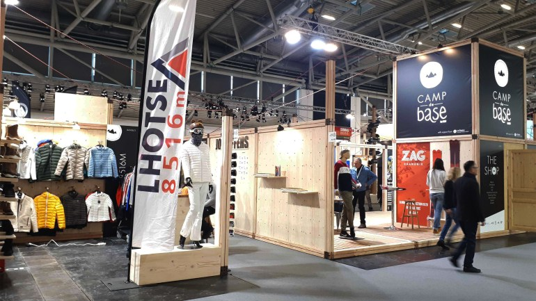 4K Gallery ISPO 2019 Camp de Base _0004_Levels 1