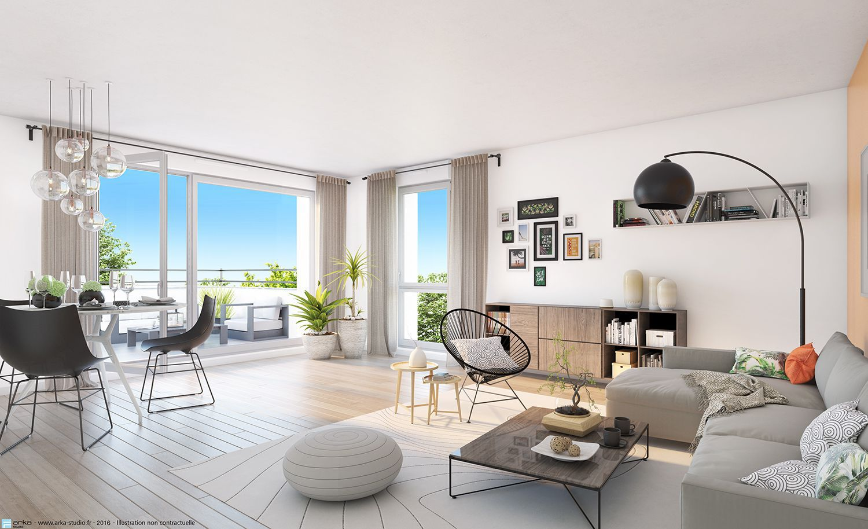 Achat appartement neuf LANESTER 56  Appartement  Lanester du 2 au 4 pices  Pierre Promotion
