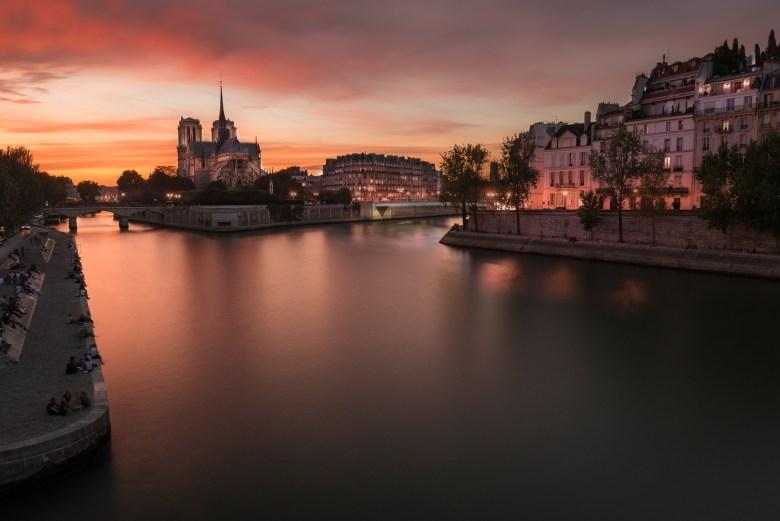 Paris et Notre Dame | Paysages diurnes © Pierre ROLIN - Photographe Nancy - Lorraine / Grand Est