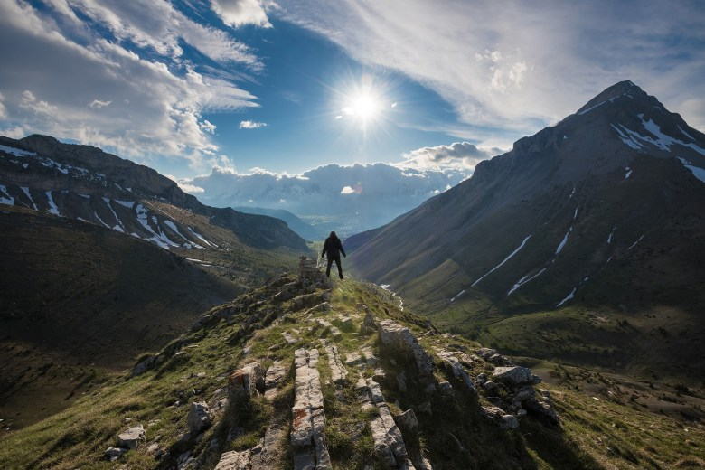 Face aux Alpes dans le Dévoluy | Paysages diurnes © Pierre ROLIN - Photographe Nancy - Lorraine / Grand Est