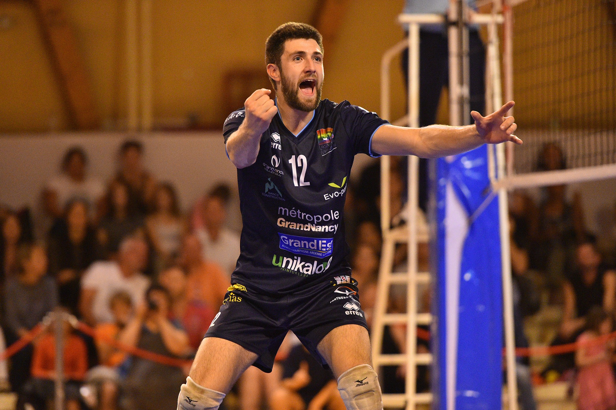 Grand Nancy Volley-ball | Sport professionnel © Pierre ROLIN - Photographe Nancy - Lorraine / Grand Est