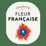 Collectif de la fleur française logo