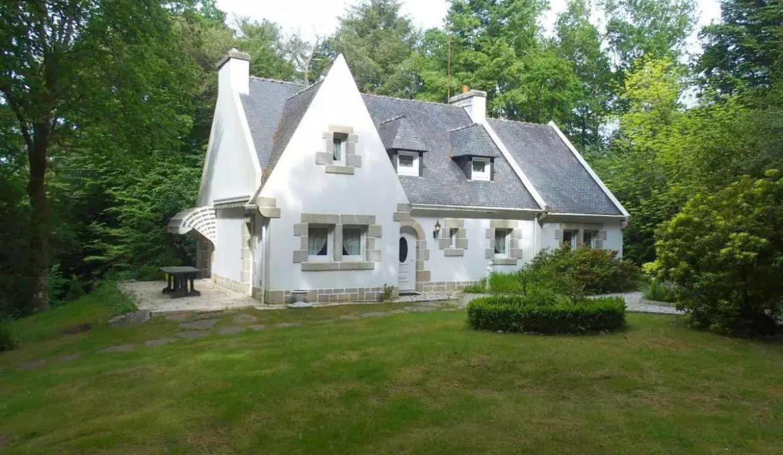 Maison Piscine Quimper