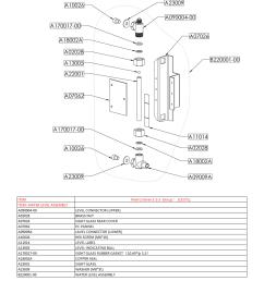 coffee machine sight glass spare parts [ 984 x 1101 Pixel ]
