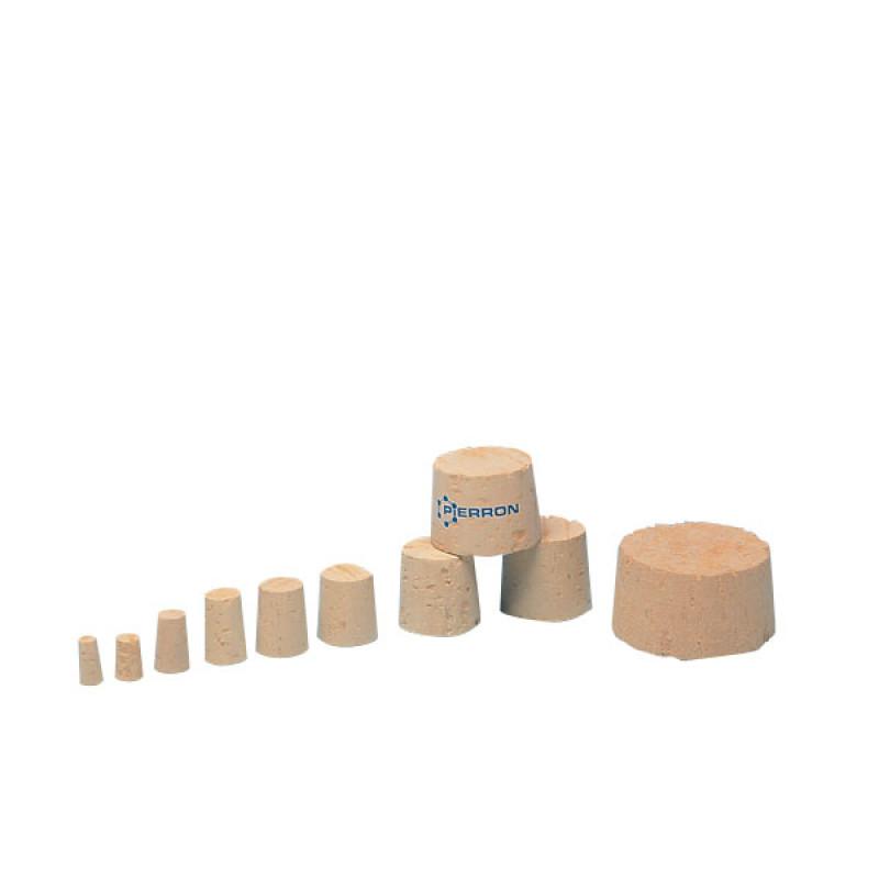 assortiment de 50 bouchons liege forme bonde et forme topette