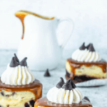 Cookie Dough Cheesecake Brownie Bites-2