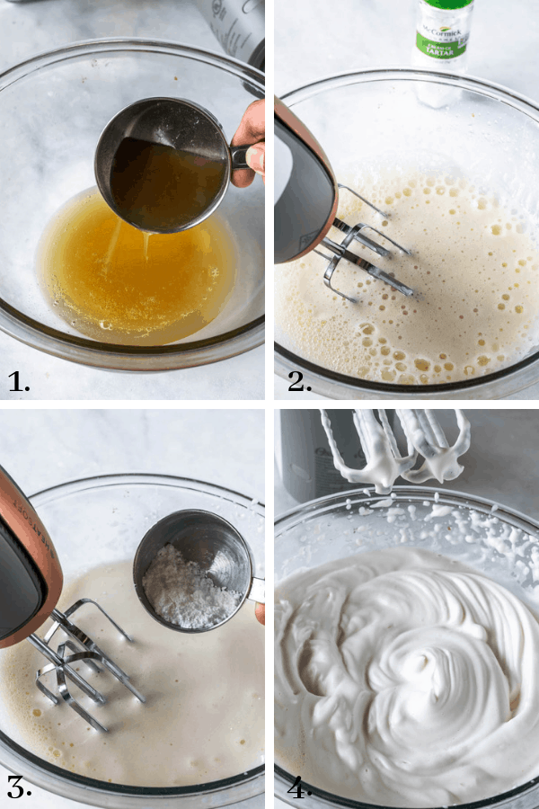 how to make aquafaba marshmallow fluff