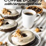 Vegan Coffee Donuts