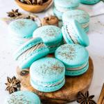 Chai French Macarons