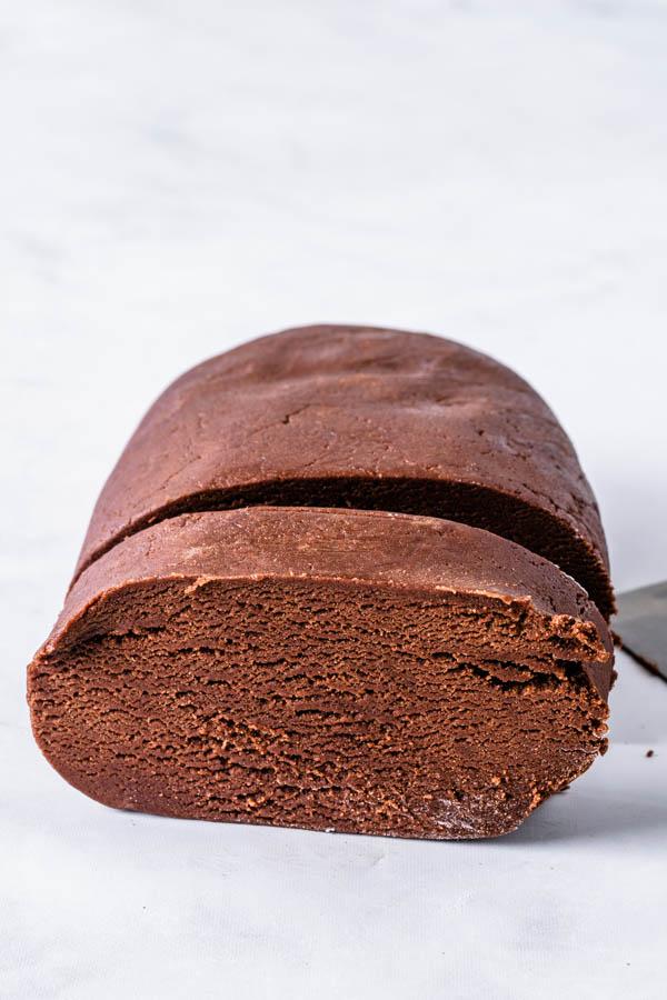 Chocolate Sugar Cookie dough