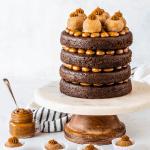 Dulce de Leche Chocolate Cake