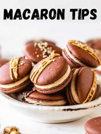 How to make Macarons Tips