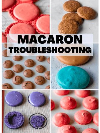 Macaron Troubleshooting.