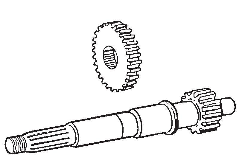 Transmisie roata spate / Transmisie ATV-uri / Piese ATV