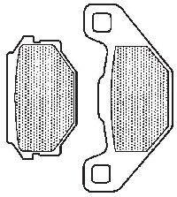 Placute frana / Frana si componente sistem franare