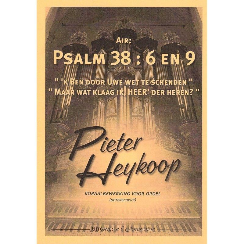 Psalm 38 : 6 en 9 - Pieter Heykoop