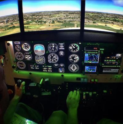 Redbird Simulator - Airfleettraining.com