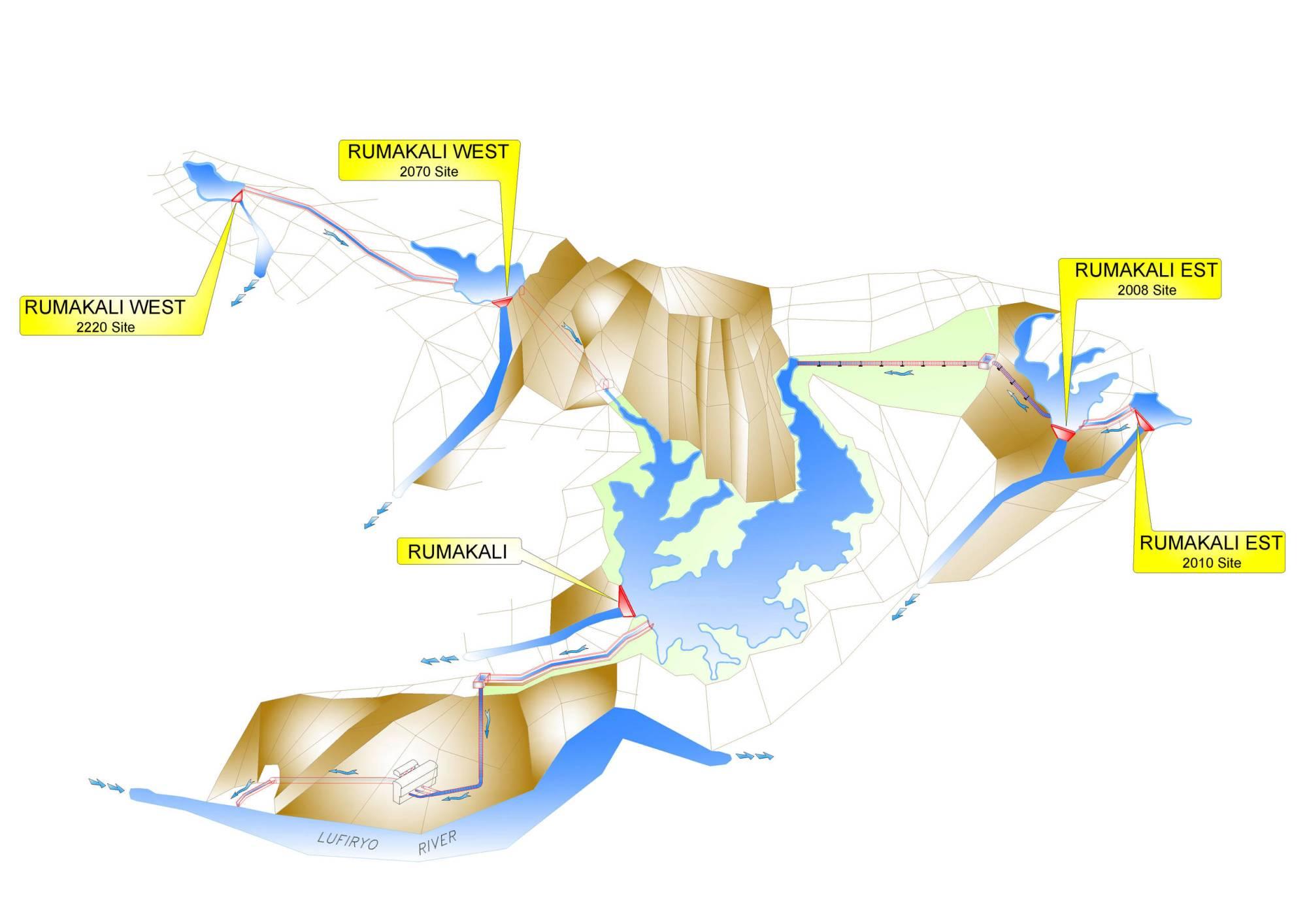 hight resolution of hydropower hydroelectric power plant hydro consultancy hydropower engineering rumakali iringa