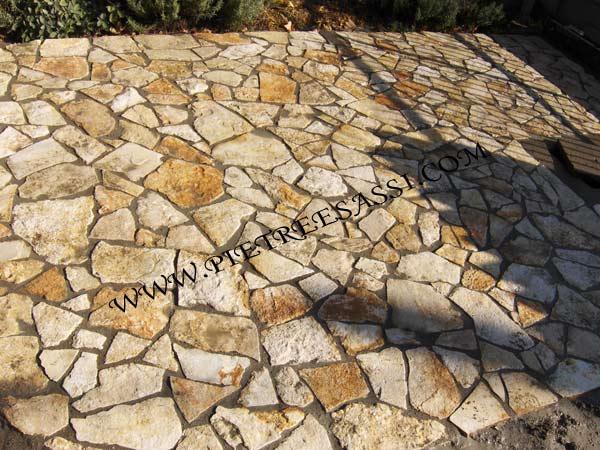 mosaico Archivi  PIETREESASSI
