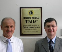 Dot. Tino Consoli e Dot. Paolo Del Poggio