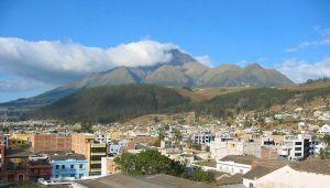 Imbabura, da Otavalo