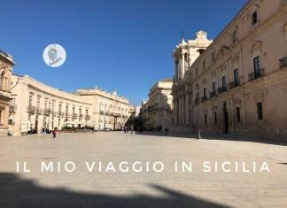 il mio viaggio in sicilia