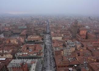 visitare bologna 36 ore panorama torre asinelli