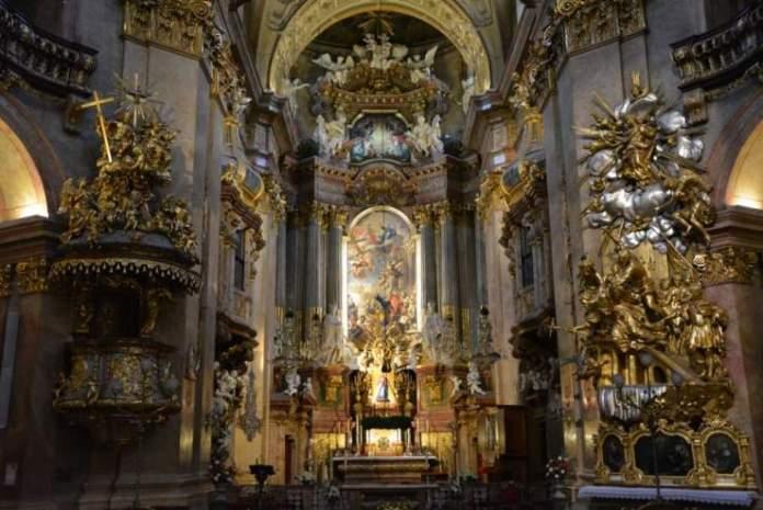 chiesa barocca san pietro