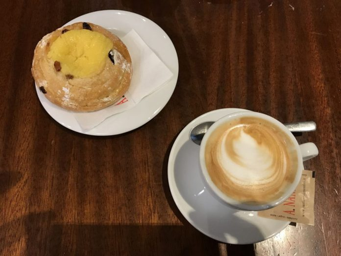 colazione caffè nannini