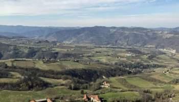 panorama colline