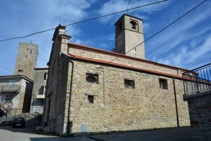 chiesa san giorgio scarampi