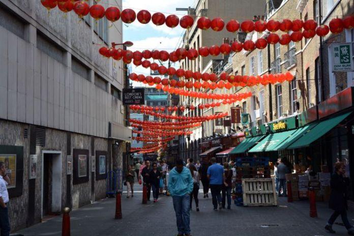 chinatown londra