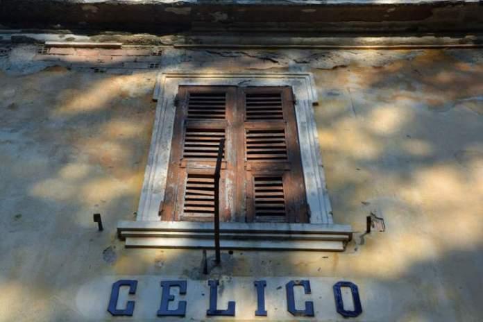 stazione celico abbandonata