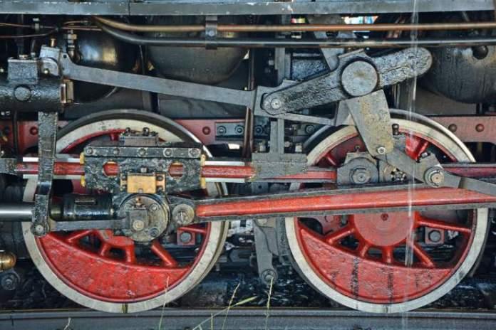 ruote treno