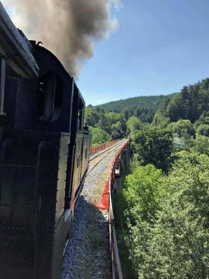 treno della sila ferrovia calabria