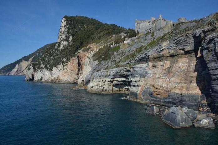 portovenere grotta byron arpaia