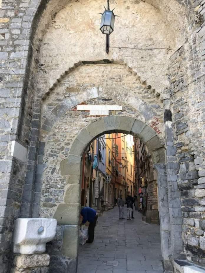 porta borgo