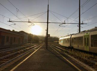 linee ferroviarie binari