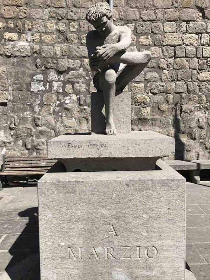 statua marzio
