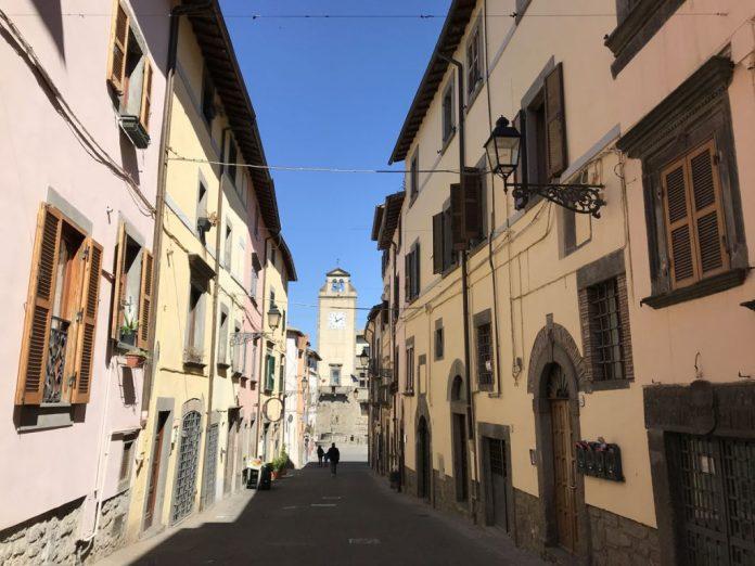 via arringa centro storico