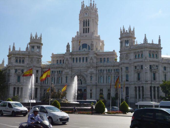 cosa fare a Madrid 4 giorni palazzo cibeles
