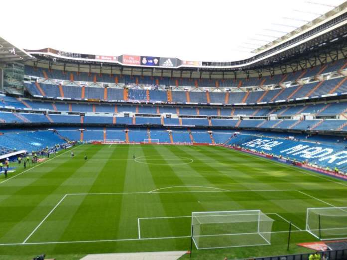 cosa fare madrid bernabeu stadio