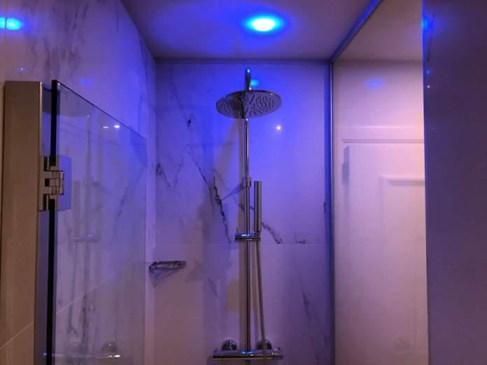 doccia residenza battistero