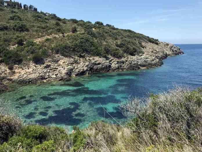 spiagge libere maremma cacciarella monte argentario