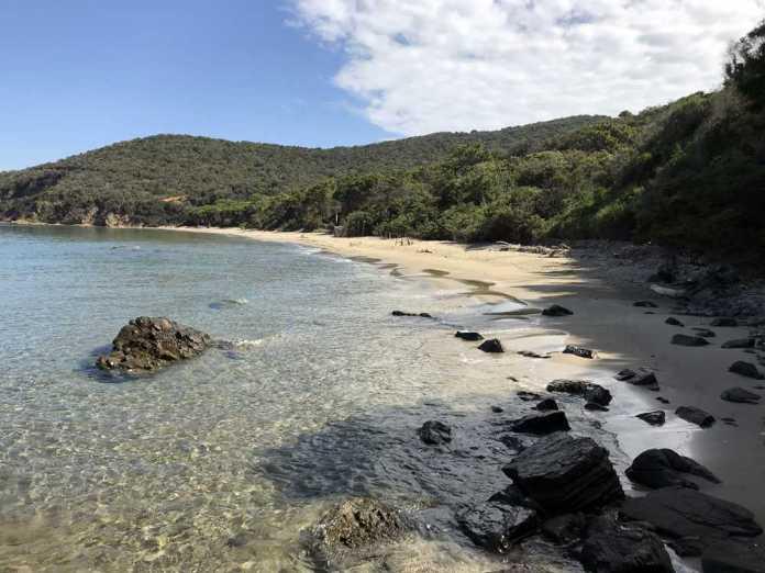 spiagge libere maremma cala civette