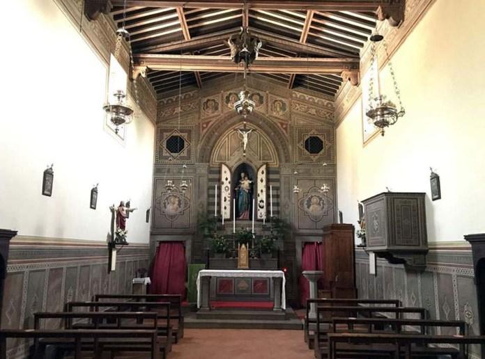 chiesa parrocchiale bolgheri