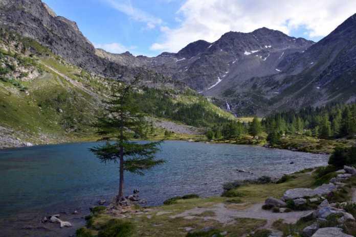 courmayeur dintorni escursione lac arpy