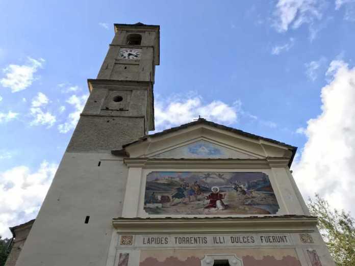 chiesa parrocchiale ussolo
