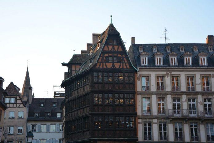cosa vedere strasburgo un giorno maison kammerzell